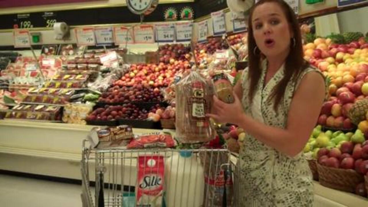 What Are Some Healthy Shopping Tips?