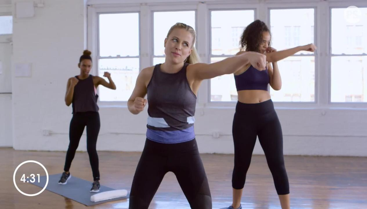 Try This 10-Minute Low-Impact Workout