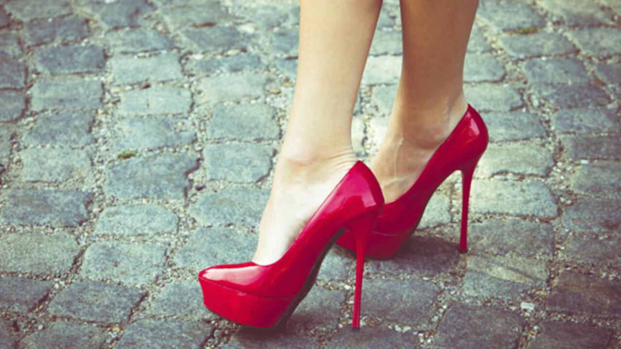 How Can Wearing High Heels Hurt my Feet?