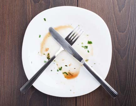 Why It's Time to Quit the Clean Plate Club