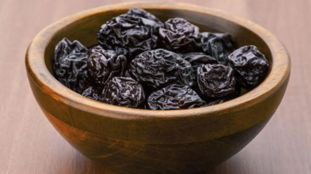 Eat Prunes to Build Strong Bones