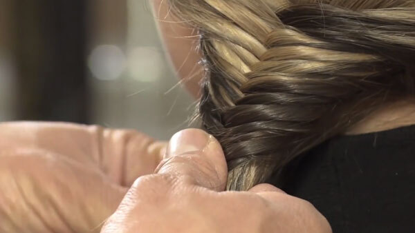 Create the Perfect Fishtail Braid