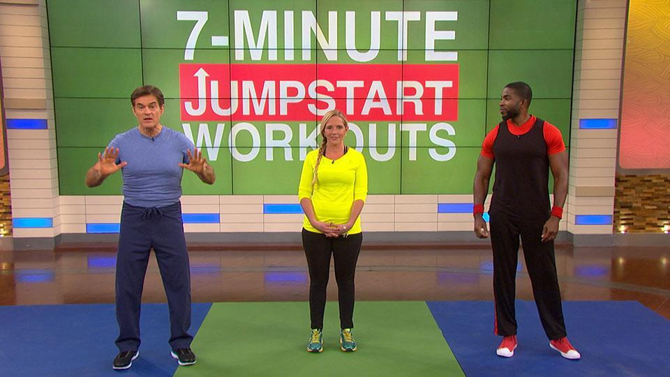 Finish Your 7-Minute Workout With This HIIT Move