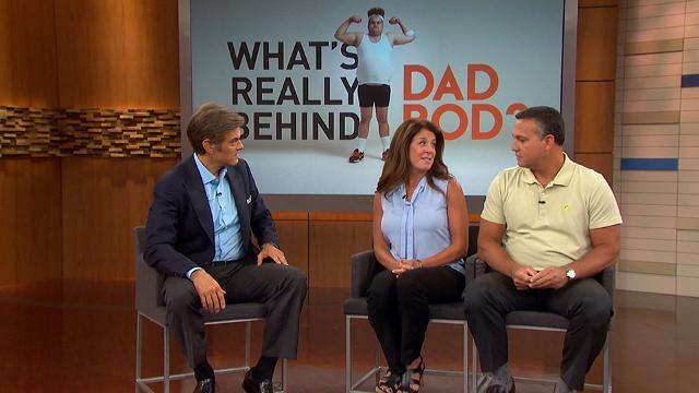 The Growing Dad Bod Trend