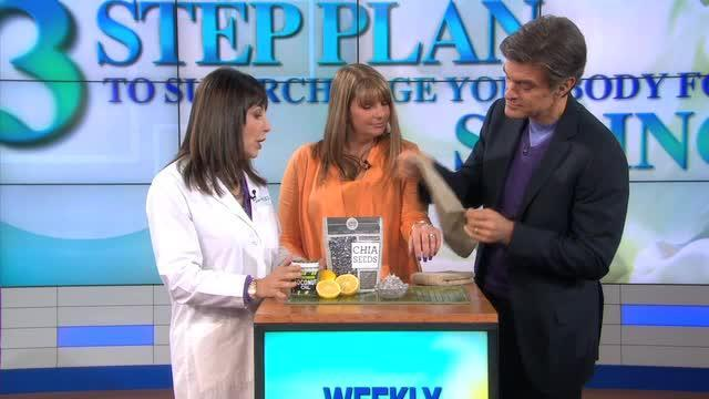 Supercharge Your Body for Spring, Pt 4