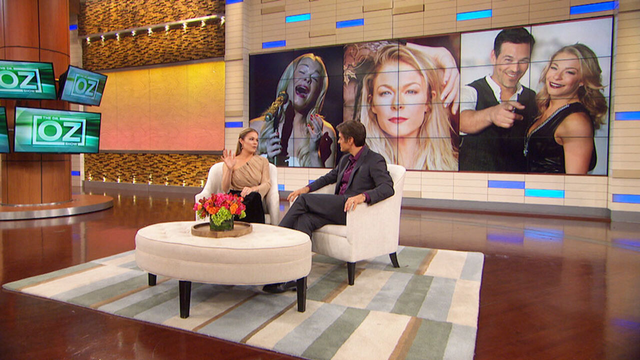 LeAnn Rimes Opens Up About Anxiety and Depression
