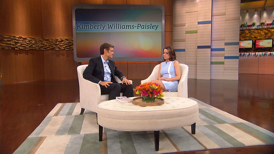 Kimberly Williams-Paisley Opens Up About Her Mom's Dementia