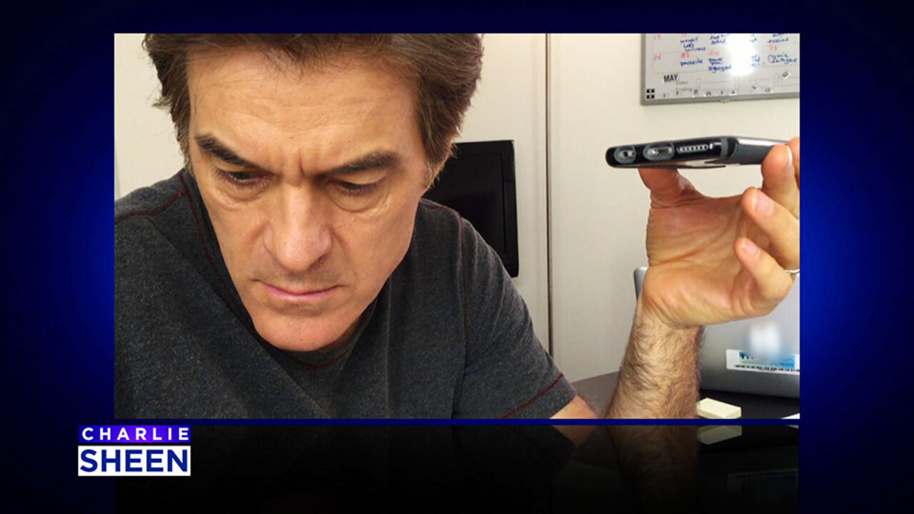 Reactions From the Doctor Who Treated Charlie Sheen in Mexico