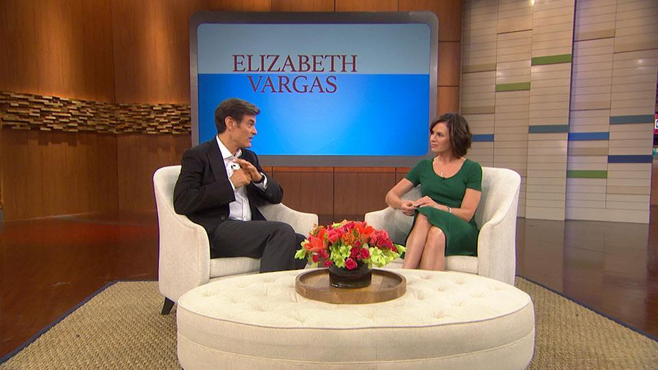 Journalist Elizabeth Vargas on Anxiety and Alcoholism