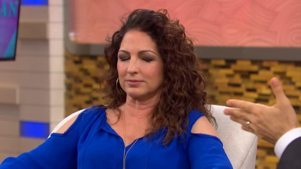 Gloria Estefan's Mom Raps From Her Hospital Room
