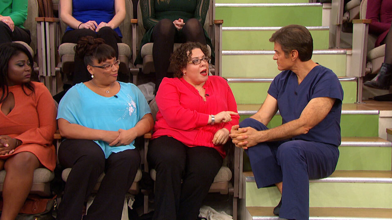 Dr. Oz's 3-Day Water Pill Experiment