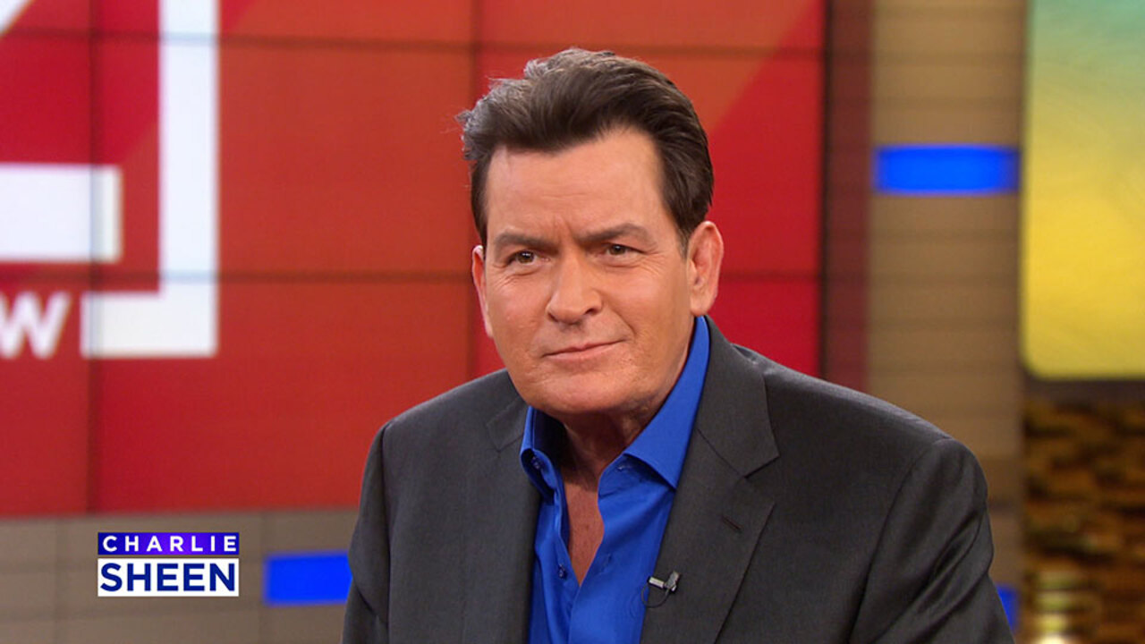 Q&A With Charlie Sheen