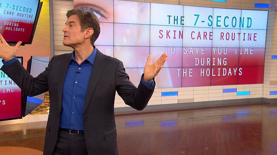 The 7-Second Skin Care Routine