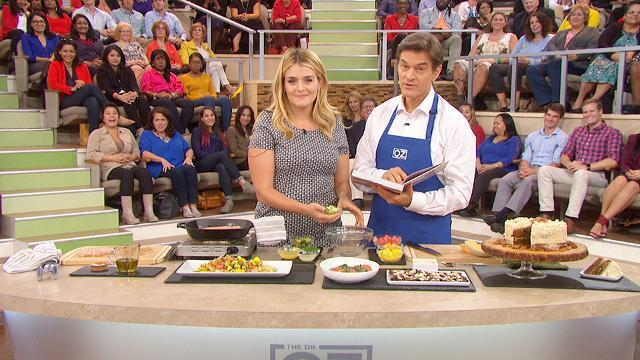 Daphne Oz's Chicken Paillard With Melon Salsa Fresca