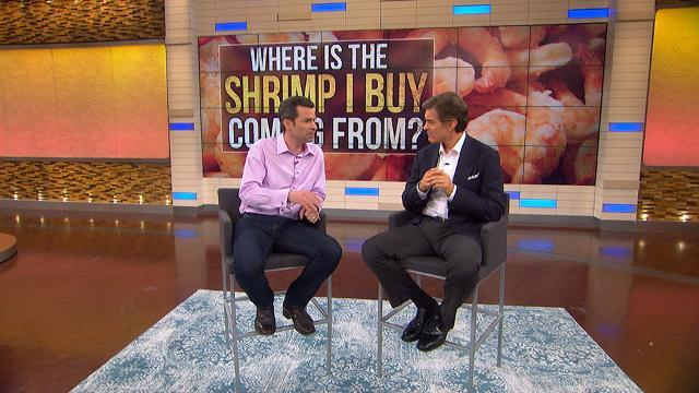 Where Does the Shrimp I Buy Come From?