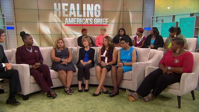 Grieving Publicly and Starting a Dialogue
