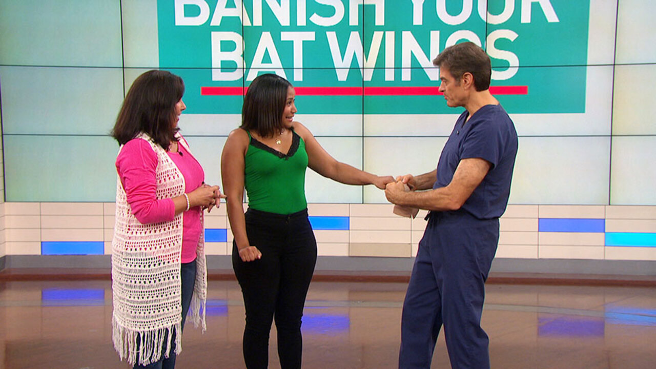 How to Banish Your Bat Wings