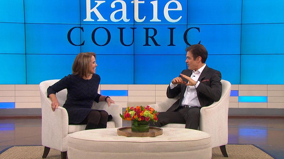 Why Katie Couric Wants You to Get a Colonoscopy
