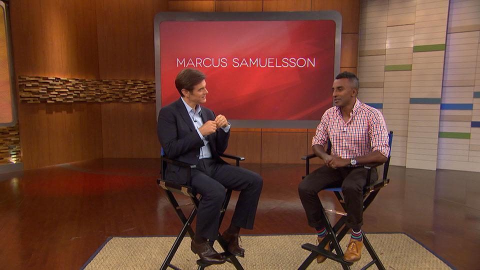 How to Make Healthy Seafood With Marcus Samuelsson
