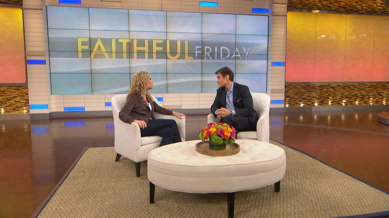 Kathie Lee Gifford on Coping With Pain and Loss