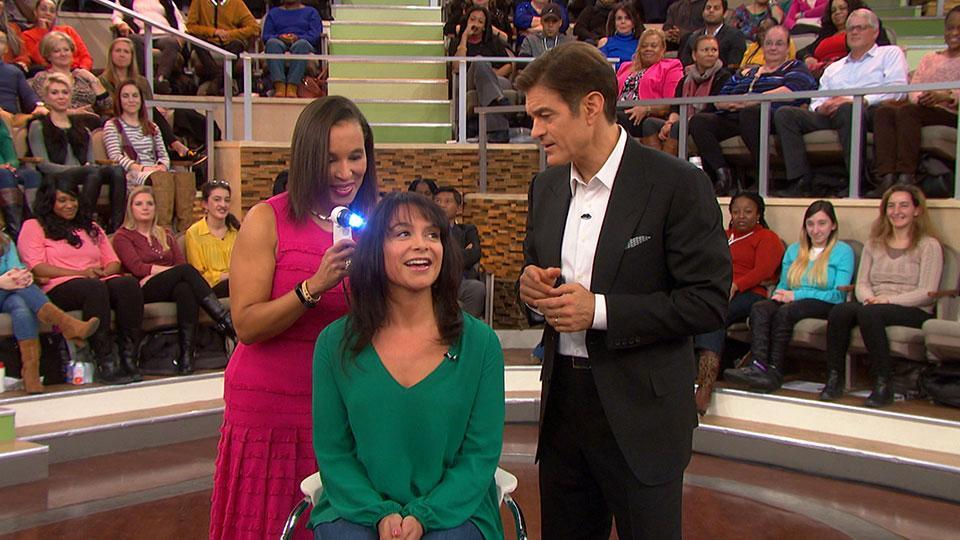 The Dr. Oz Show Hair Experiment