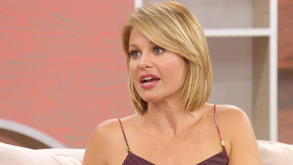 Candace Cameron Bure Opens Up About Her Eating Disorder