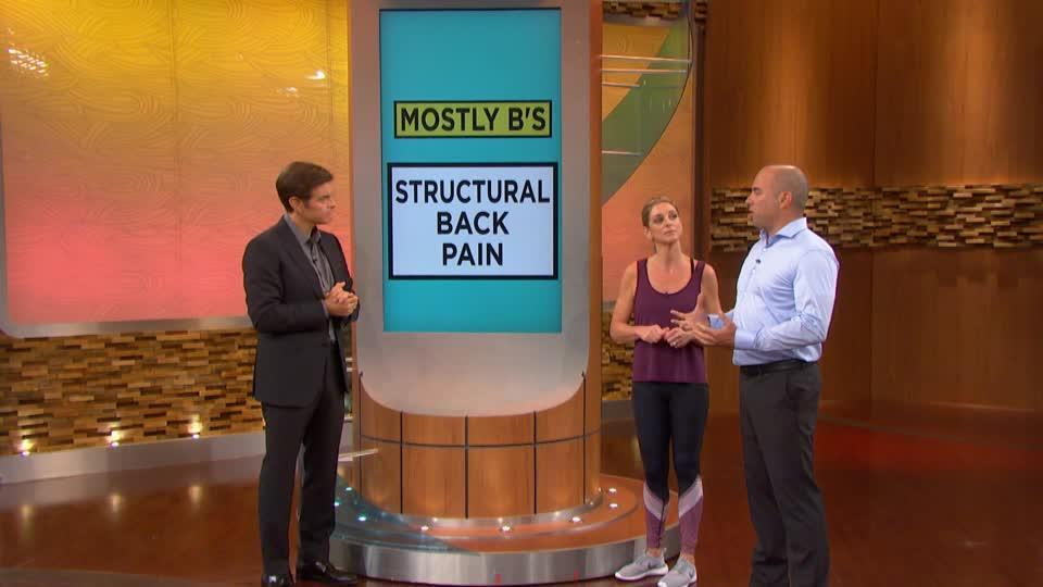 The 3 Types of Back Pain