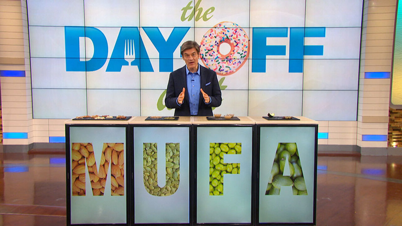 Lose Weight on the Day-Off Diet With MUFAs