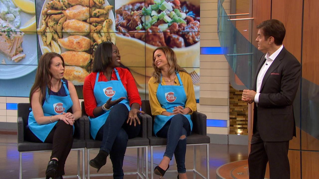 Dr. Oz's Bite Club Members Tried The 5-Day Easy Meal System
