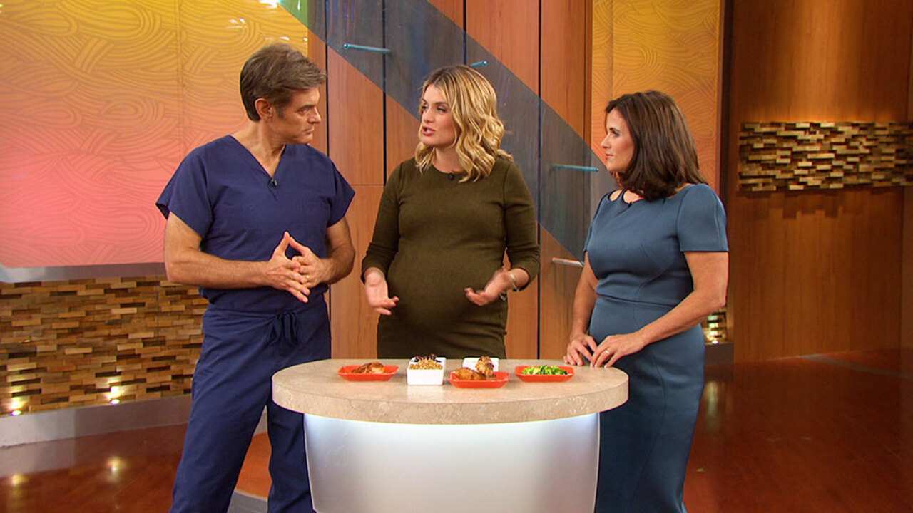 Daphne Oz Talks About Her Pregnancy