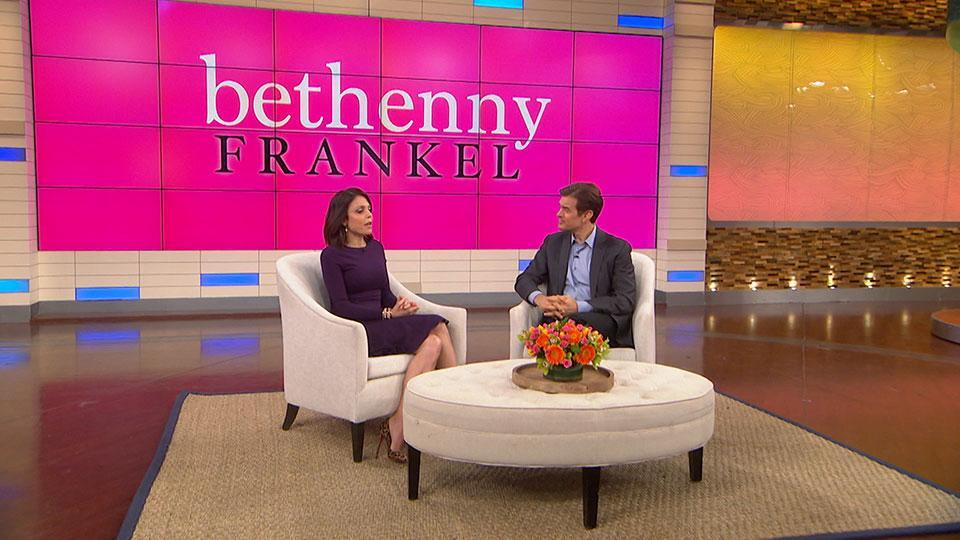 Bethenny Frankel Talks About the Importance of Finding Balance