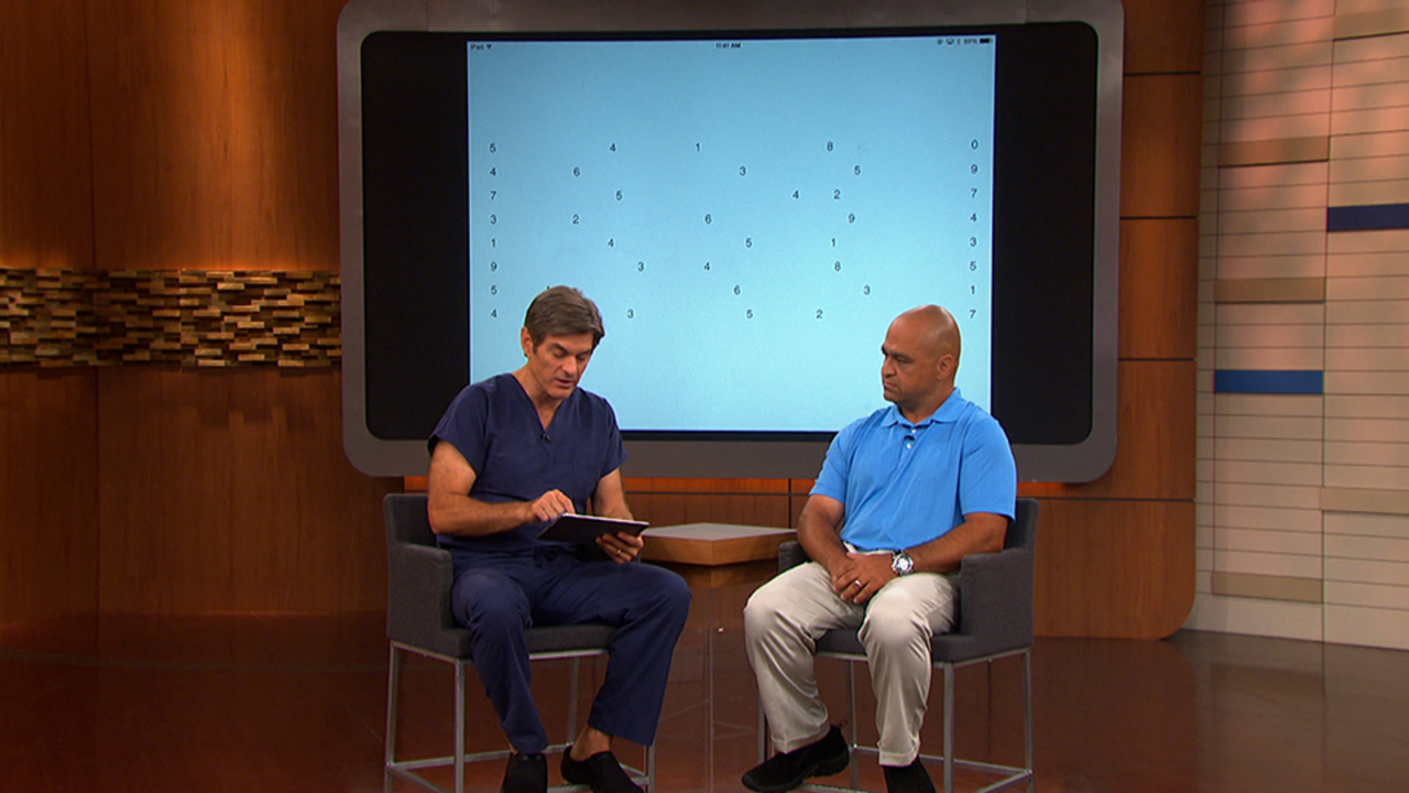Dr. Oz Discusses the Concussion Epidemic
