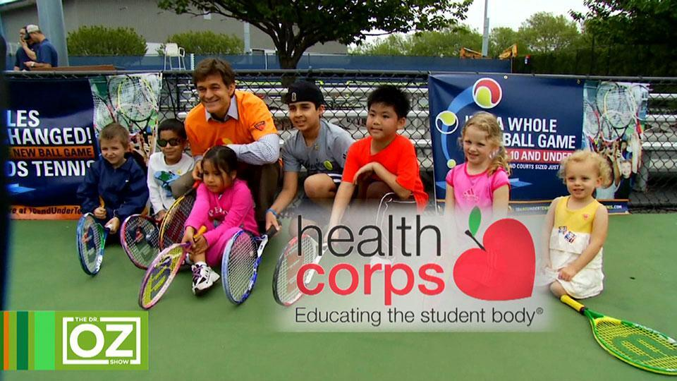 What Is HealthCorps?