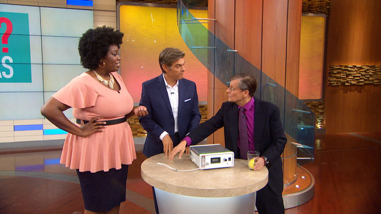 Dr. Oz Explains How the Cellfina Procedure Works