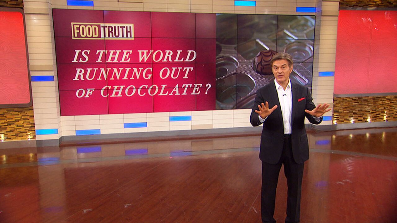 What's Behind the Global Chocolate Shortage?