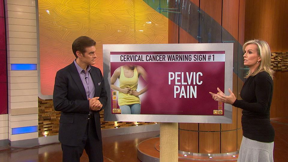 4 Warning Signs of Cervical Cancer