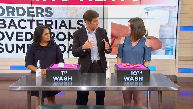 Is Antibacterial Soap Safe and Effective to Use?