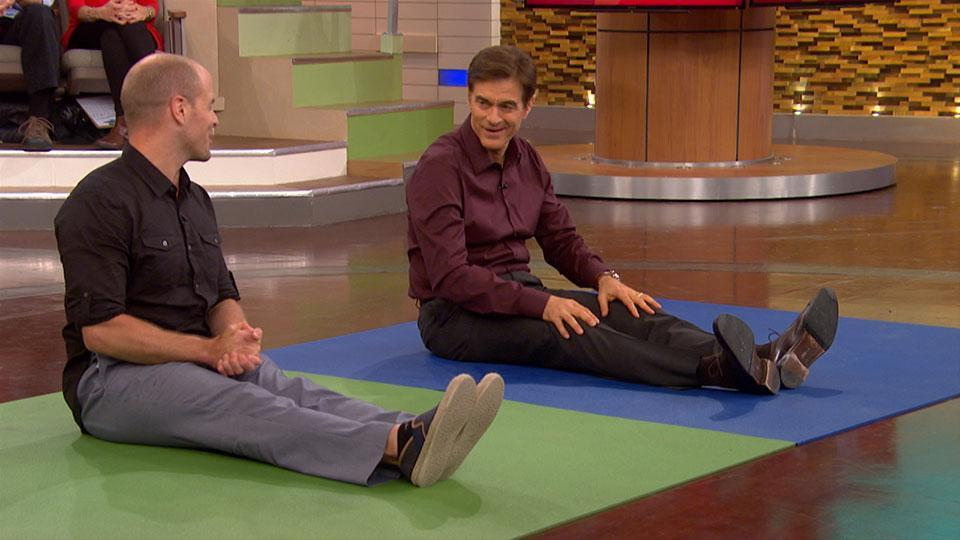 The 7-Minute Workout With Dr. Oz and Tim Ferriss