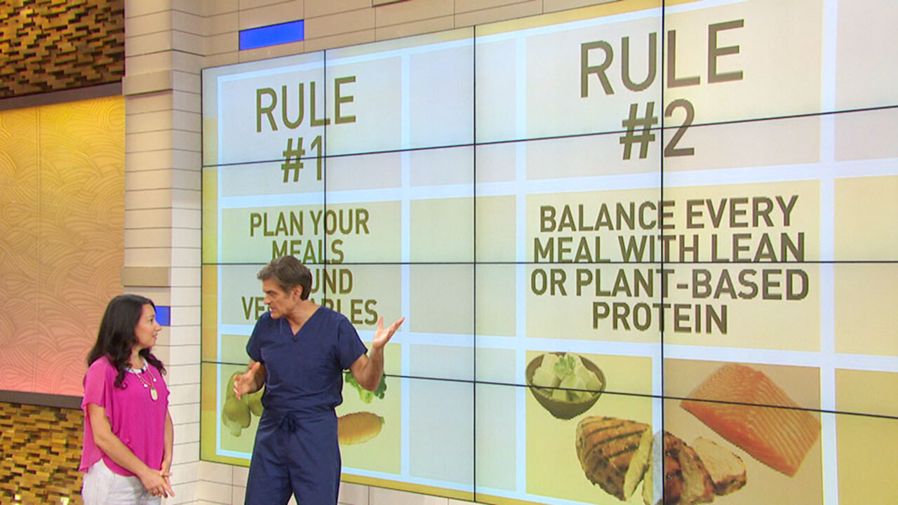 4 Steps to Help You Follow the Alkaline Diet