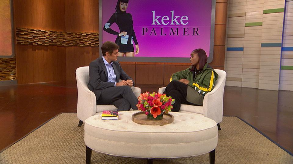 Keke Palmer Opens Up About Her Struggles With Anxiety and Depression