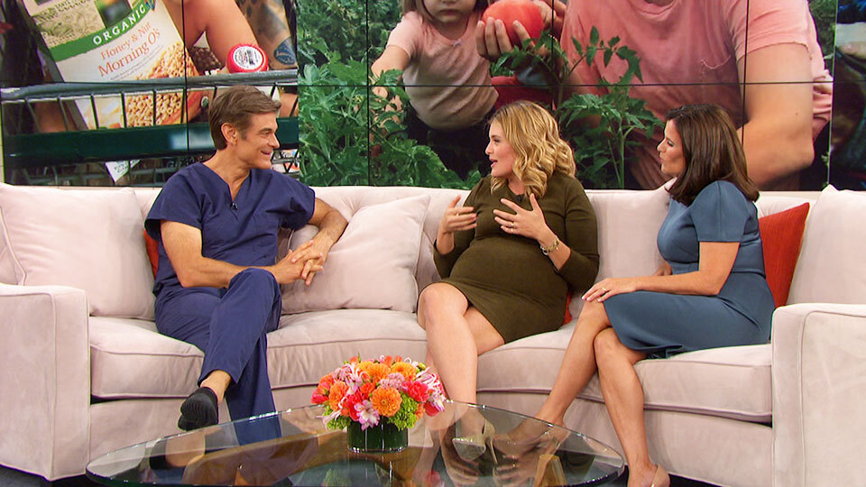 Daphne Oz Shares How She Gets Her Daughter to Eat Veggies