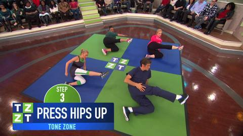 How to Tone Your Tummy With Tracy Anderson