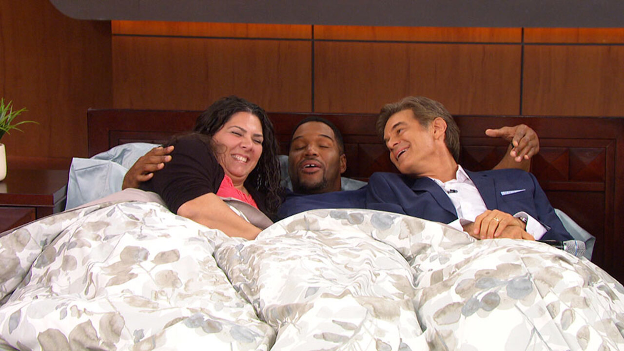Michael Strahan's Tips to Start Your Day off Right