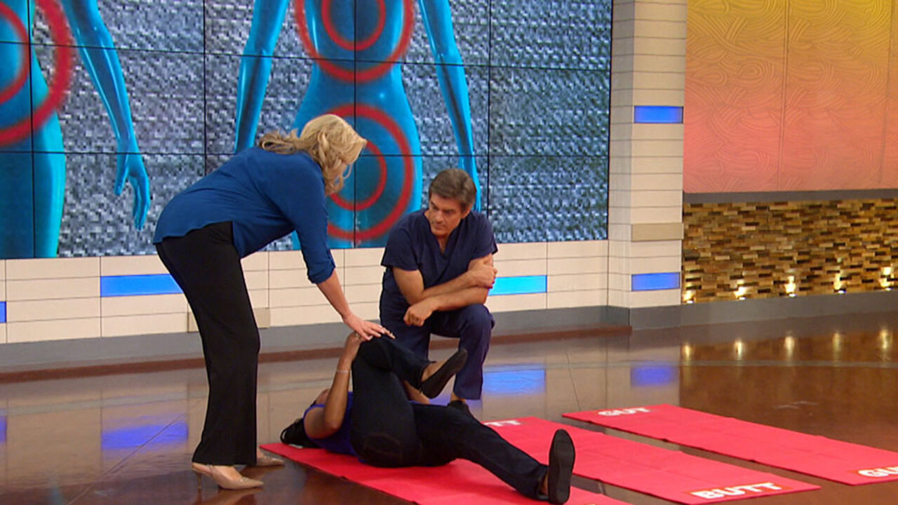 Stephanie Describes Her Struggles With Back Pain