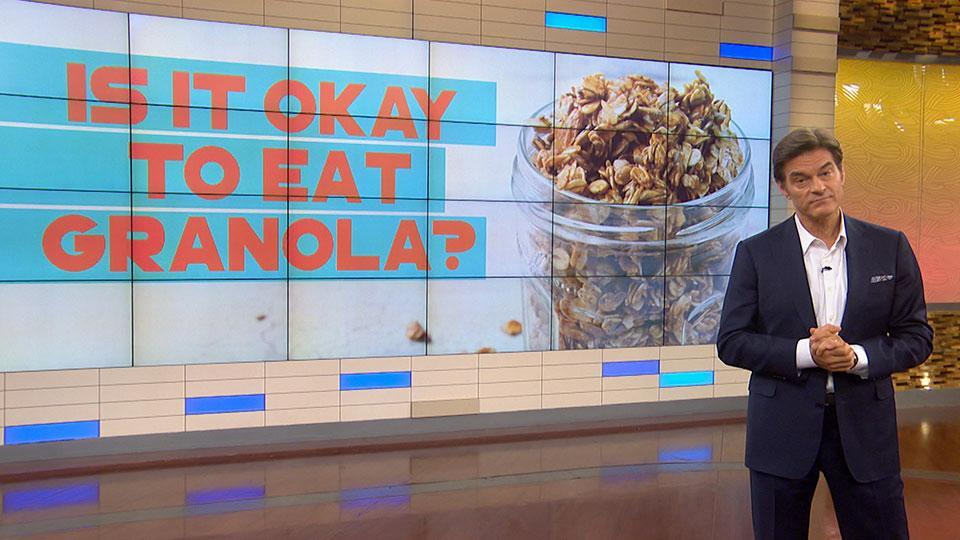 Is Granola Really Healthy?