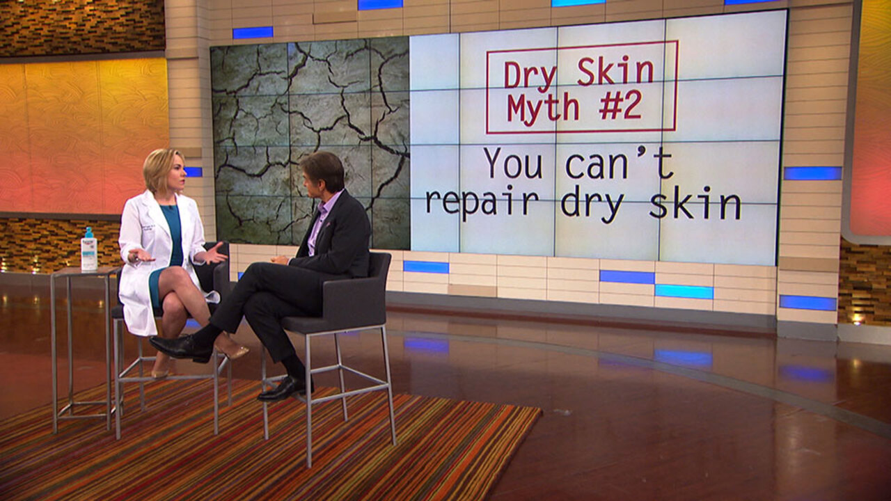 Dry Skin Myths – Busted!