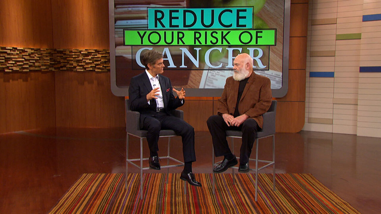 Dr. Andrew Weil on the Benefits on an Anti-Inflammatory Diet