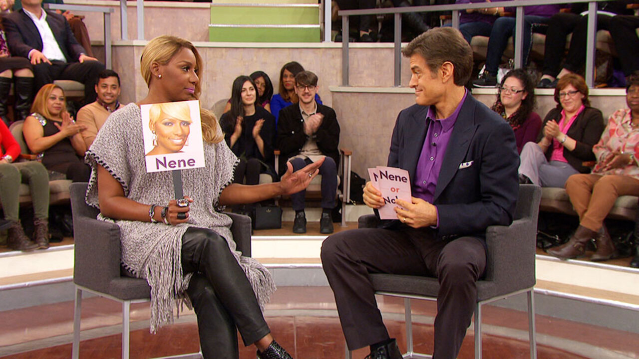 NeNe Leakes Rates the Latest Health Trends