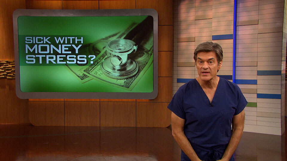 Dr. Oz and Ric Edelman Host a Credit Clinic