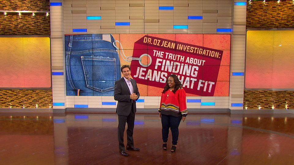 The Five Stages of Shopping for Jeans